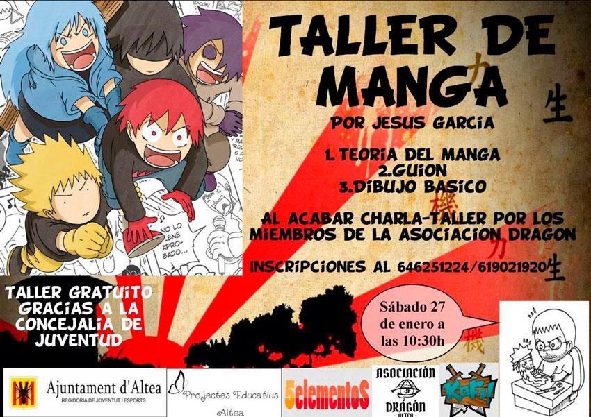 Joventut posa en marxa un Taller de Manga