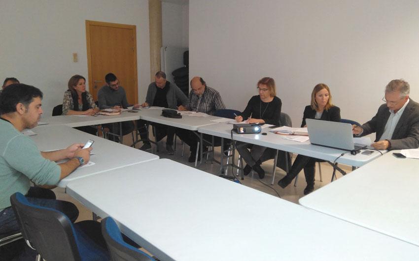 Primera reunió del Consell de Participació Ciutadana