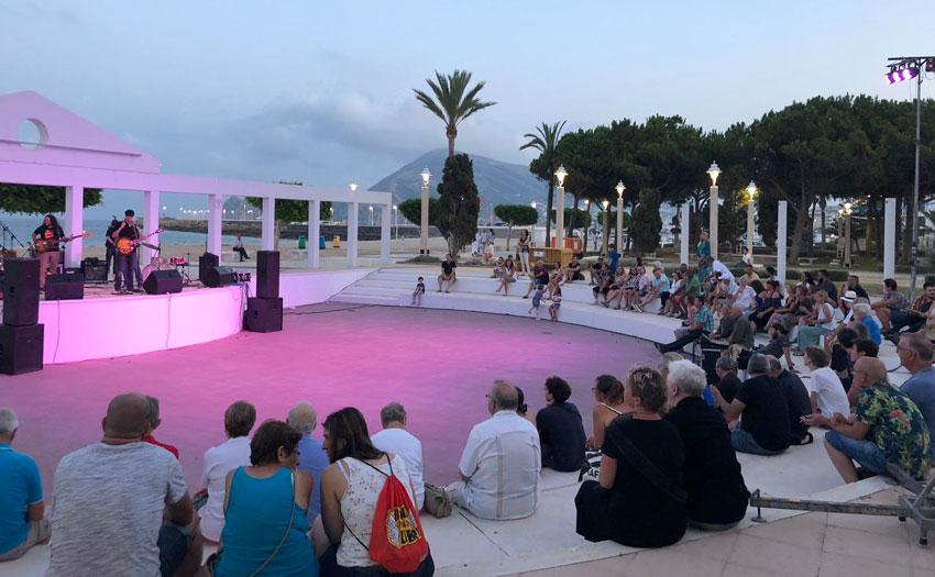 Altea Blues Festival celebra l'acollida del públic a la seua primera edició