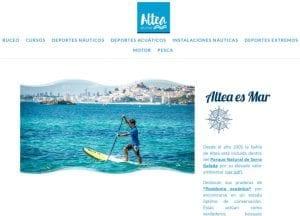 ''Altea es mar'' renueva su imagen y apuesta por el turismo náutico sostenible
