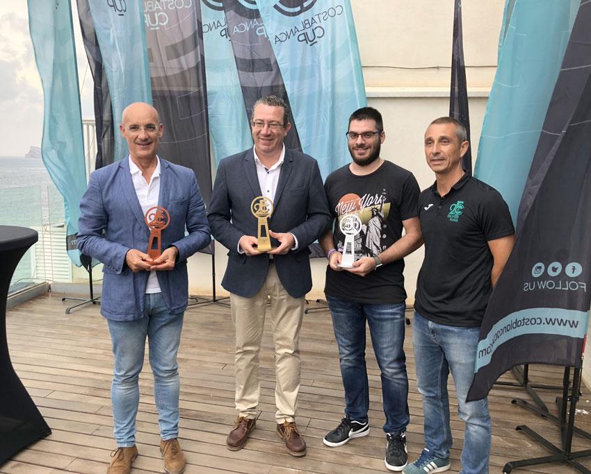 Altea acompanya la Costa Blanca Cup durant els seus 25 anys de trajectòria