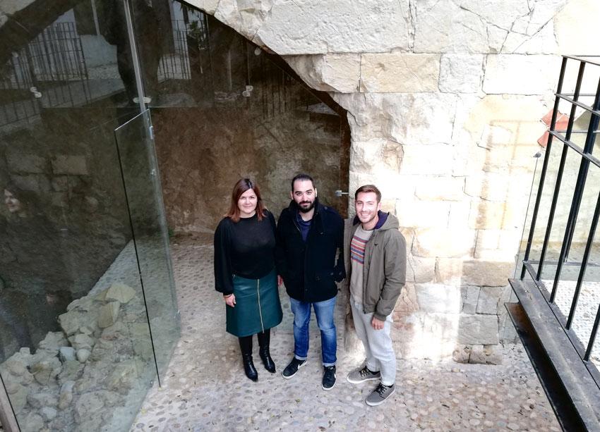L'Ajuntament suma un arqueòleg i un arquitecte tècnic a la seua plantilla a través del programa Emcuju de la Conselleria d'Economia