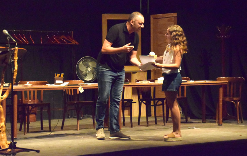 L'obra ''Q'', de la companyia La Inestable 21, aconsegueix el primer premi d'Alteatre