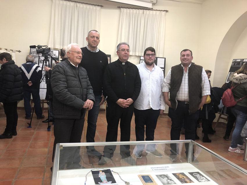 La Casa de Cultura acull una exposició sobre la Mare de Déu del Consol
