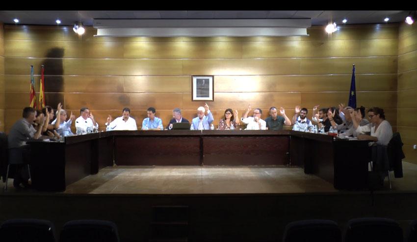 La devolució de 7 milions d'euros del PAI del riu Algar arriba al plenari