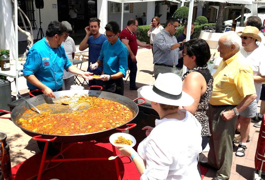 Del 23 de juny al 2 de juliol es celebra a Altea ''La Cuina de les Barques'', un jornada gastronòmica dedicada a la millor cuina de la mar