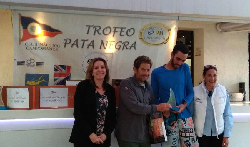 Turisme dóna suport a la XIX edició del Trofeu Pata Negra del Club Nàutic Campomanes