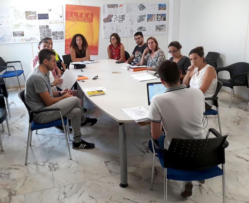 Avanzan las reuniones para la ejecución del Plan Municipal de Igualdad