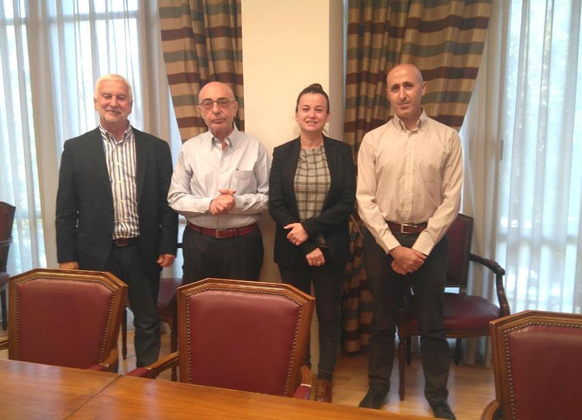 L'Ajuntament d'Altea i la Confederació Hidrogràfica del Xúquer intensifiquen la seua col·laboració