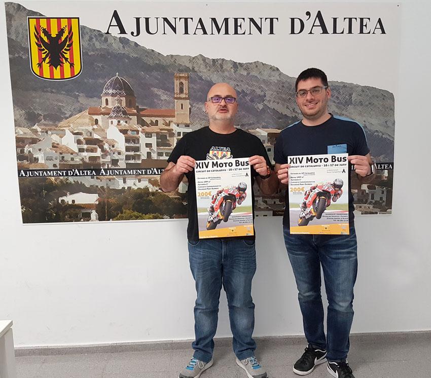 Esports aposta un any més pel Motobus al Circuit de Catalunya