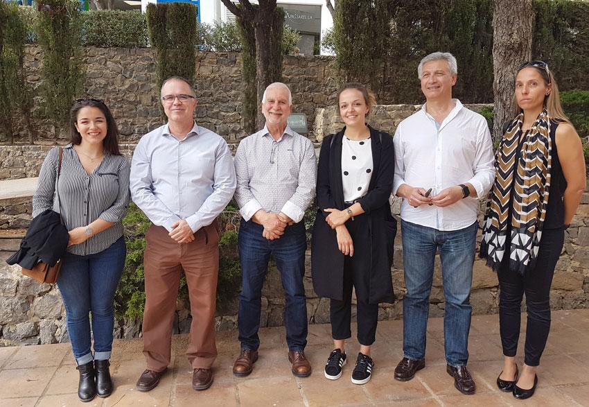 Dos jóvenes se incorporan a puestos de prácticas formativas en el Ayuntamiento de Altea en el marco del programa Eurodisea 2018