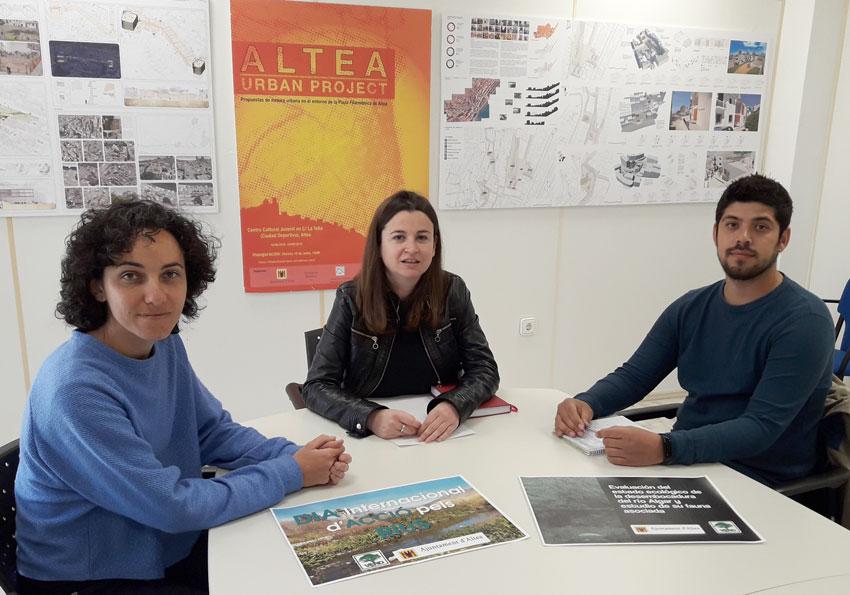 Medi Ambient posa en marxa un projecte d'avaluació de l'estat ecològic del riu Algar