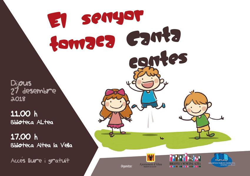 Semana de Navidad dedicada a los niños y niñas en Altea la Vella