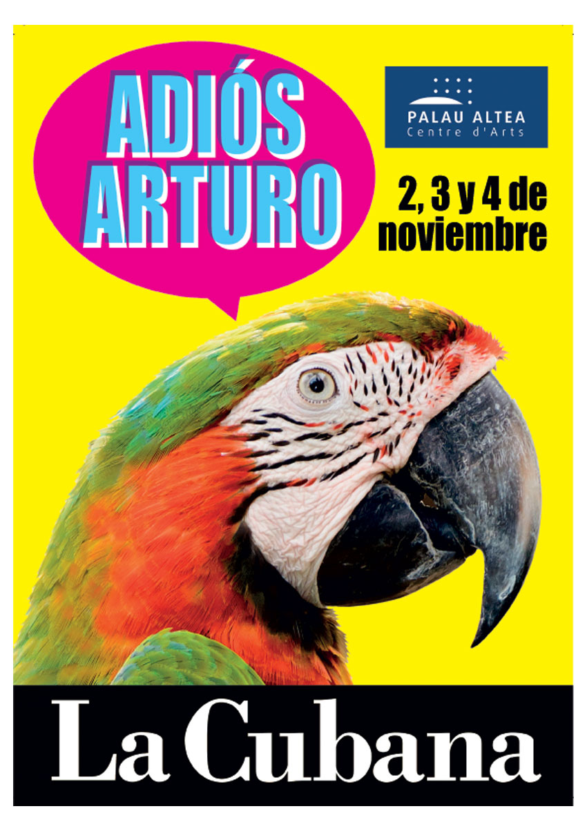 """Arriba a Altea la reconeguda companyia la Cubana amb el seu últim espectacle """"Adiós Arturo"""""""