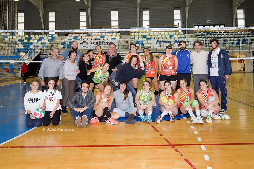 L'Altealife Visit Altea pateix i guanya al C.V. Teruel