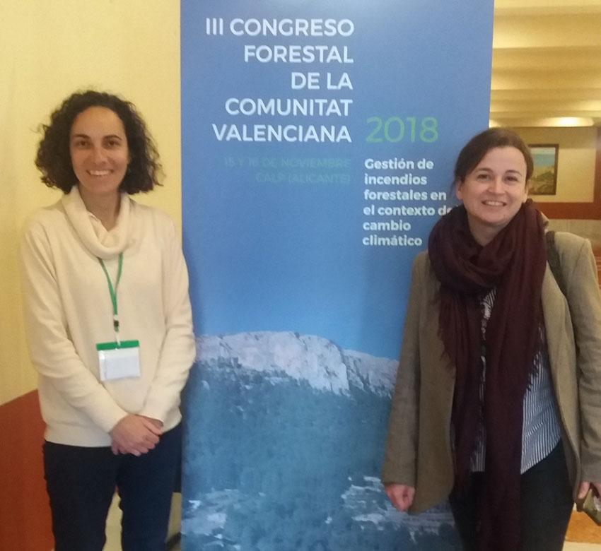 Altea participa en el tercer Congrés Forestal de la Comunitat Valenciana