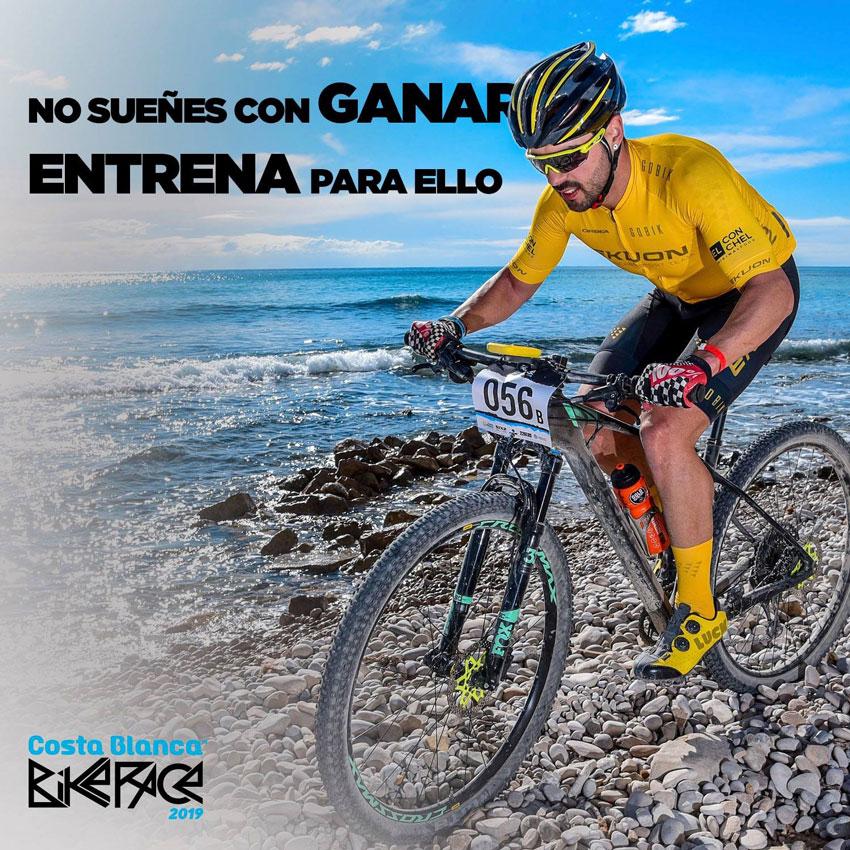 Esports informa del tancament d'alguns carrers a causa de la celebració de la Costa Blanca Bike Race