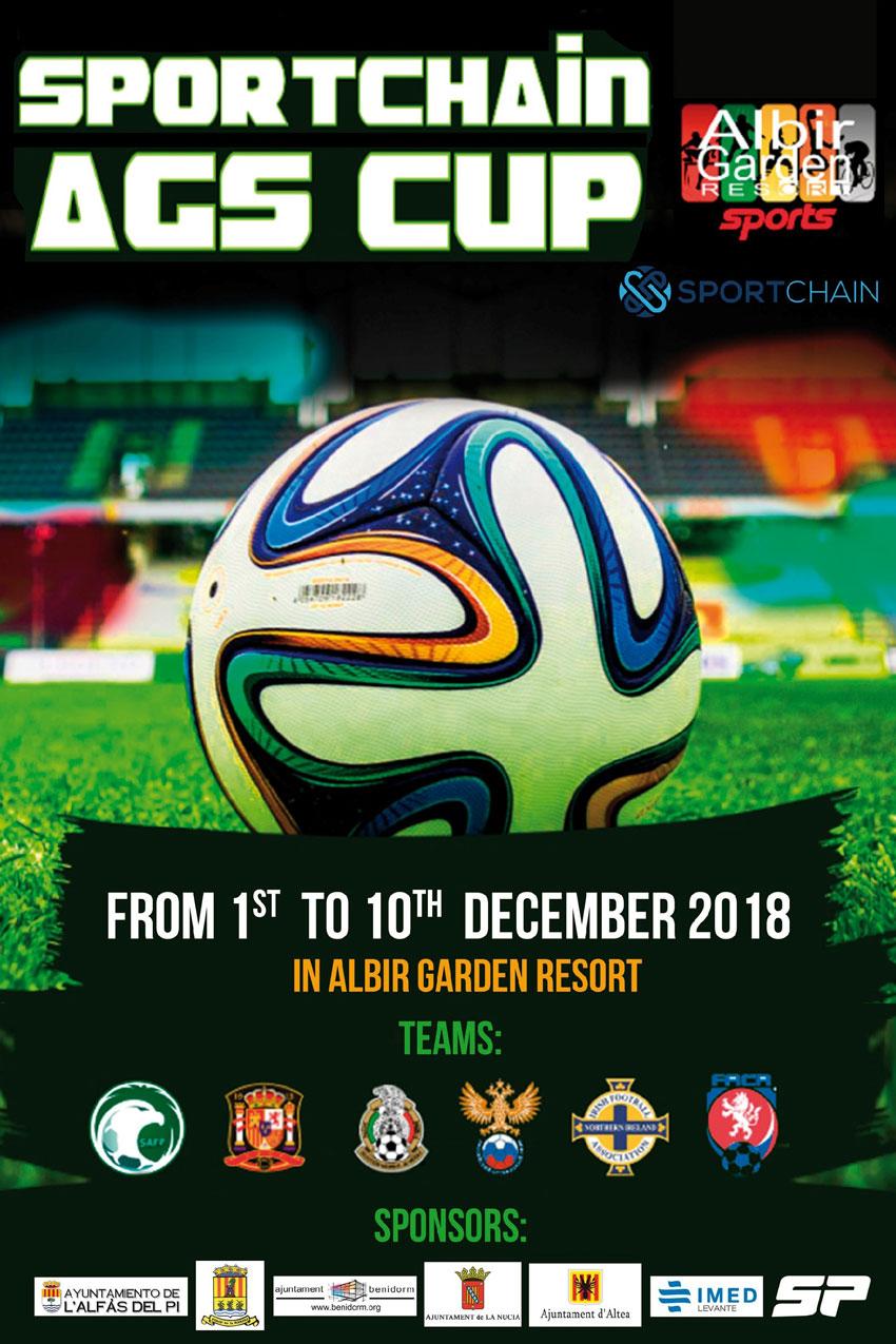 Altea acollirà el Torneig SportChain AGS Cup