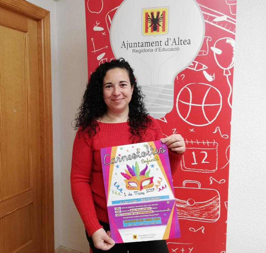 Educació organitza un carnestoltes infantil amb premis a la millor disfressa