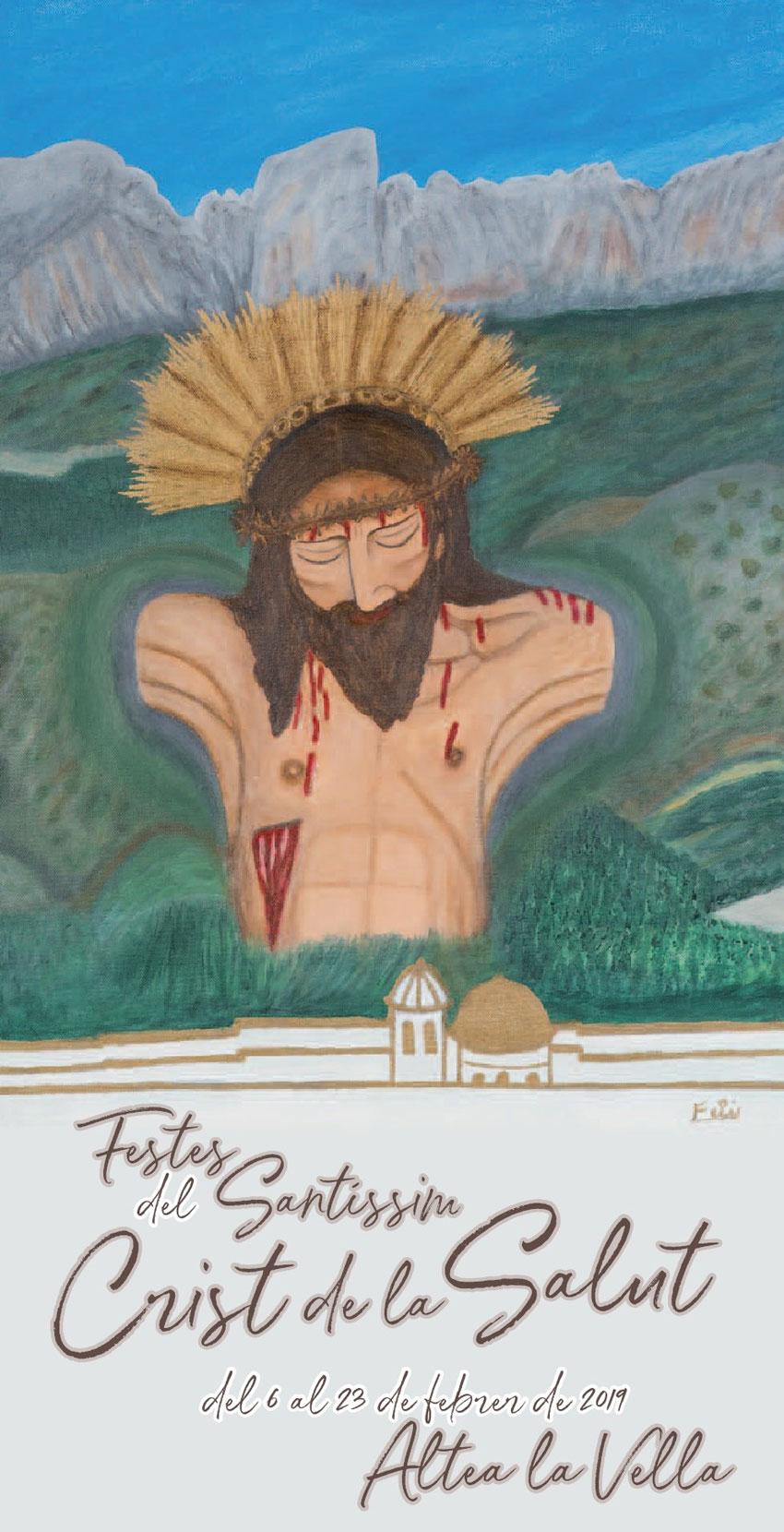 Comencen les festes patronals d'Altea la Vella dedicades al Crist de la Salut