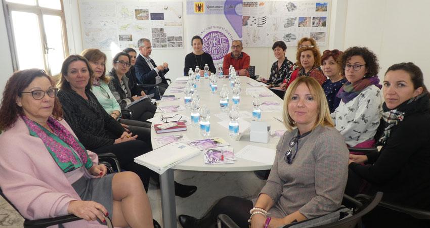 La Regidoria d'Igualtat constitueix el 'Consell Municipal de Dones i Igualtat'