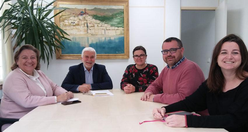 Altea i la Universitat Miguel Hernández aposten per l'emprenedoria amb la implantació d'una seu del Parc Científic UMH a la localitat