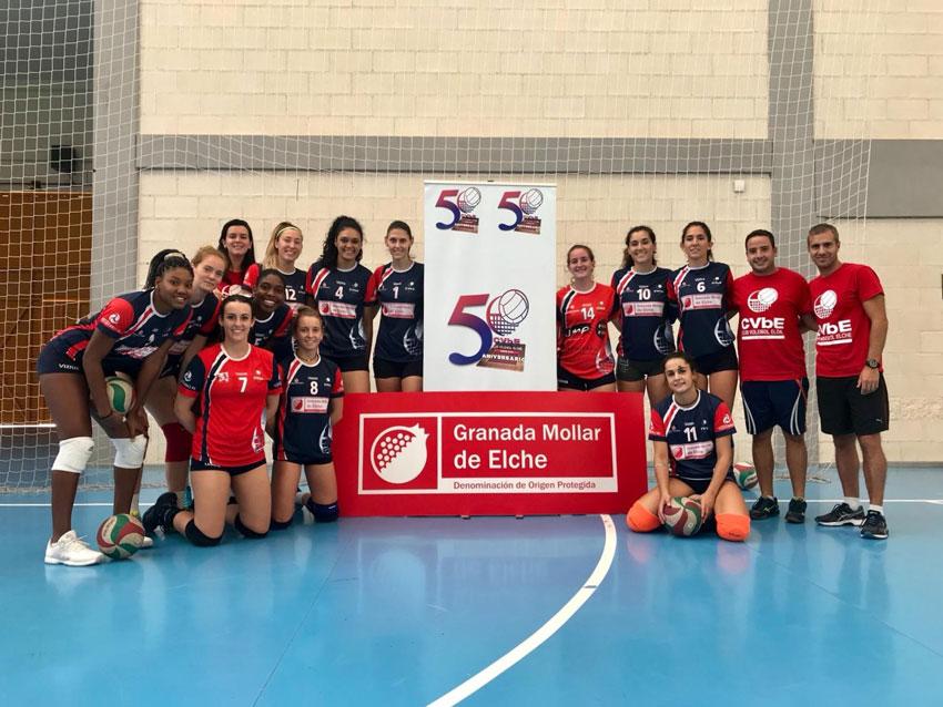El Voleibol femení d'elit es dóna cita a Altea amb la Copa Comunitat