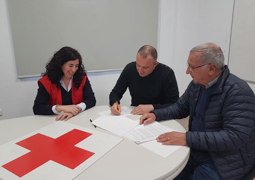Ocupació recolza el Pla d'Ocupació de Creu Roja