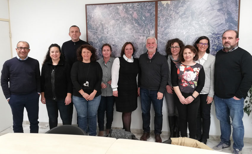 S'incorporen a l'Ajuntament sis auxiliars del programa 'Avalem Experiència'