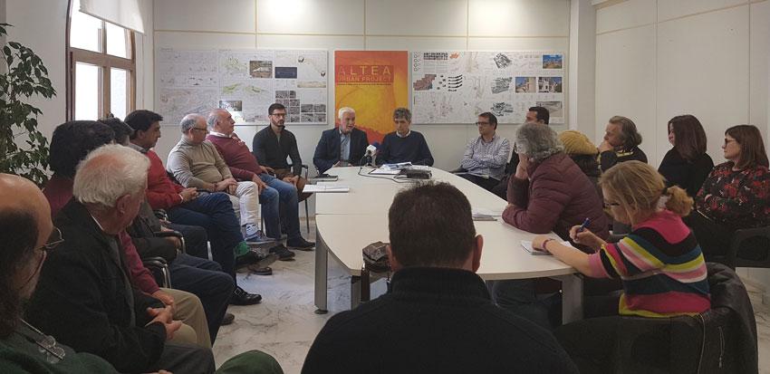 L'EDAR d'Altea deixarà de rebre les aigües residuals de municipis veïns amb motiu de la construcció d'una nova estació depuradora