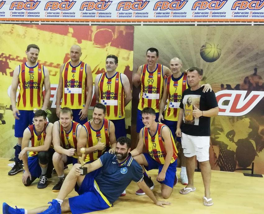 Altea acull les finals sènior i junior de la Lliga Valenciana 2018 de bàsquet