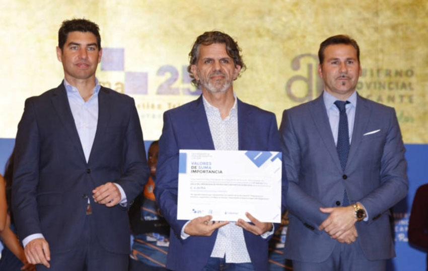 El voleibol alteà formarà part del Programa de Patrocini Esportiu de Suma