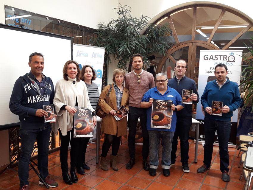 El Plat de Calent continua sumant participants en la seua tercera edició