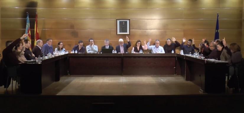 Altea presenta uns pressupostos de més de 29 milions d'euros per a l'any 2019