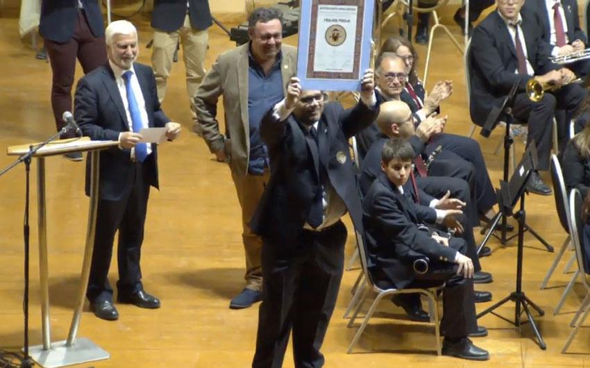 La Unión Musical Ciudad de Asís guanya el Certamen de Música Festera d'Altea la Vella