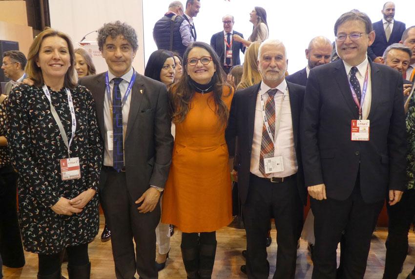 Altea participa al Dia de la Comunitat Valenciana a Fitur
