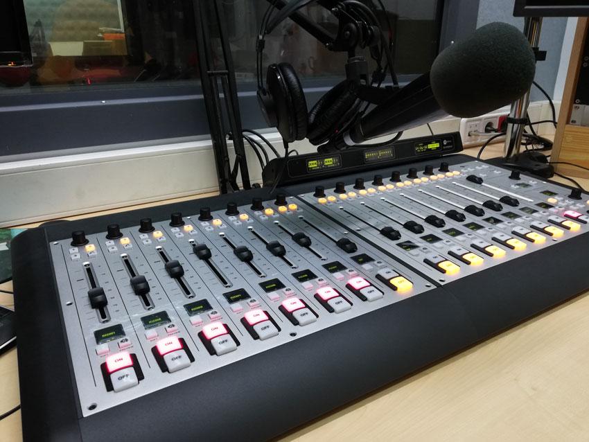 Ràdio Altea millora les seues instal·lacions de cara a la nova temporada