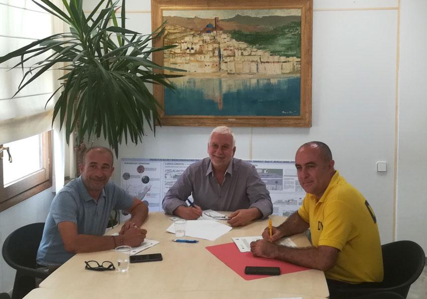 Seguirà la col·laboració entre l'Ajuntament d'Altea i Creu Roja, DYA i Corazón Exprés
