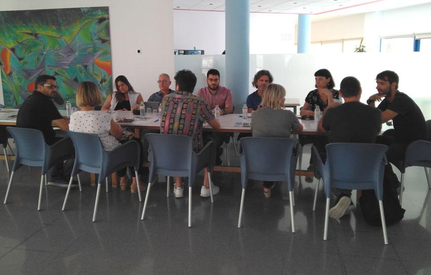 Ràdio Altea rep als companys de la Xarxa d'Emissores Municipals Valencianes per a definir la nova temporada