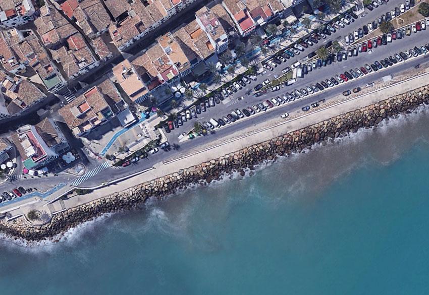 El Ayuntamiento de Altea inicia un nuevo procedimiento de licitación para la redacción del proyecto de remodelación y ampliación del Paseo del Mediterráneo