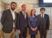 L'Ajuntament d'Altea present en la commemoració del 40 aniversari d'AVIBE