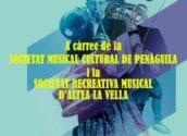 La Recreativa ofereix dos concerts a la Campanya de Concerts d'Intercanvis Musicals