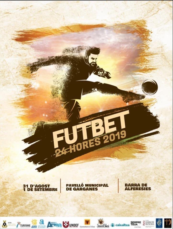 El Torneo 24h de Fútbol Sala inicia la programación de Fiestas. ¡Consulta los horarios de todos los partidos!