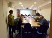 La concejala de Turismo asiste a la comisión de turismo en la FVMP