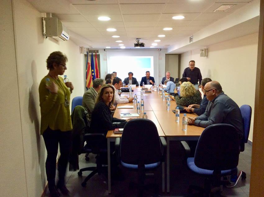 La regidora de Turisme assisteix a la comissió de turisme a la FVMP