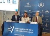 L'edil d'Hisenda inaugura les Jornades Tributàries Anuals que APAFCV celebra a Altea