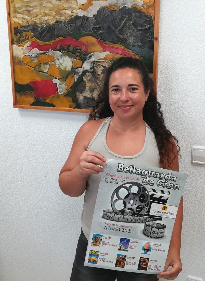 Bellaguarda de Cine presenta la seua programació per als mesos de juliol i agost
