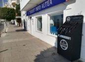 La Tourist Info ja té instal•lat un banc d'eines com impuls al cicloturisme