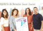 Benestar Social, Sanitat i la UPCCA posen en marxa la campanya #Jotrie, Coneixement i Bona Lletra