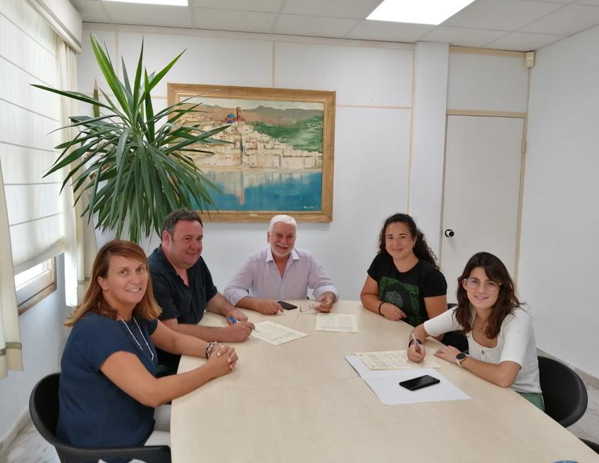 El Ayuntamiento aumenta en 5.000€ el convenio con la Federació de Moros i Cristians con motivo de la celebración del 40 aniversario